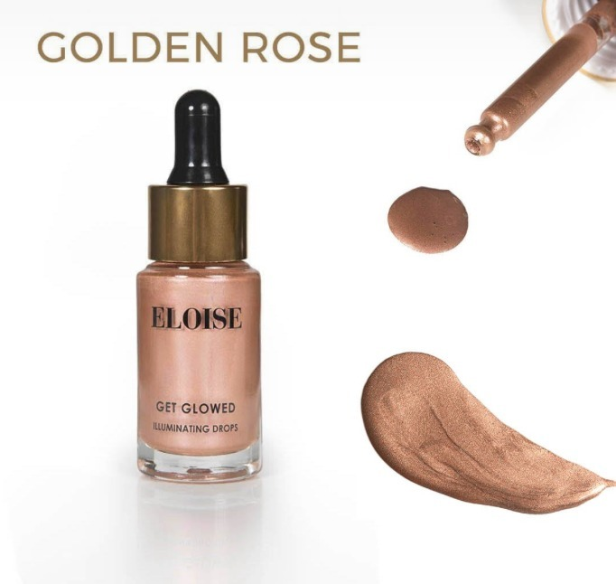 【ELOISE BEAUTY】Get Glowed Illuminating Drops ・2点セット