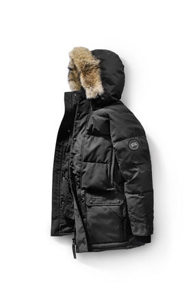 カナダグースEmory Parka Black Label