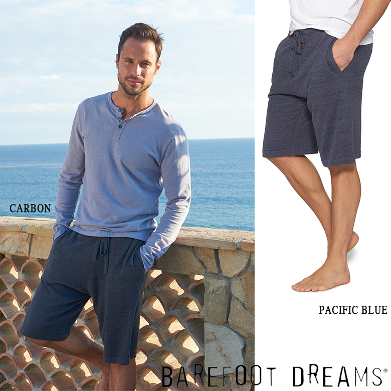 【Barefoot Dreams】MEN'S SHORT パンツ
