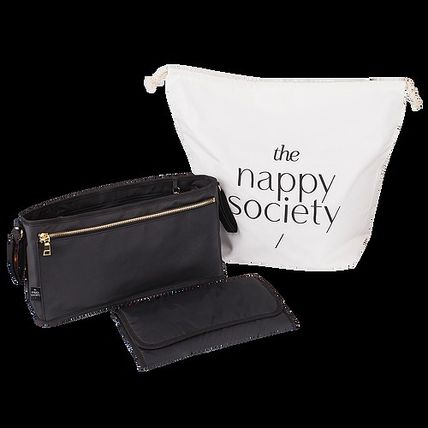 The Nappy Society マザーズバッグ 【正規品・送料無料】ナッピーソサエティー ベビーカー用バッグ(5)