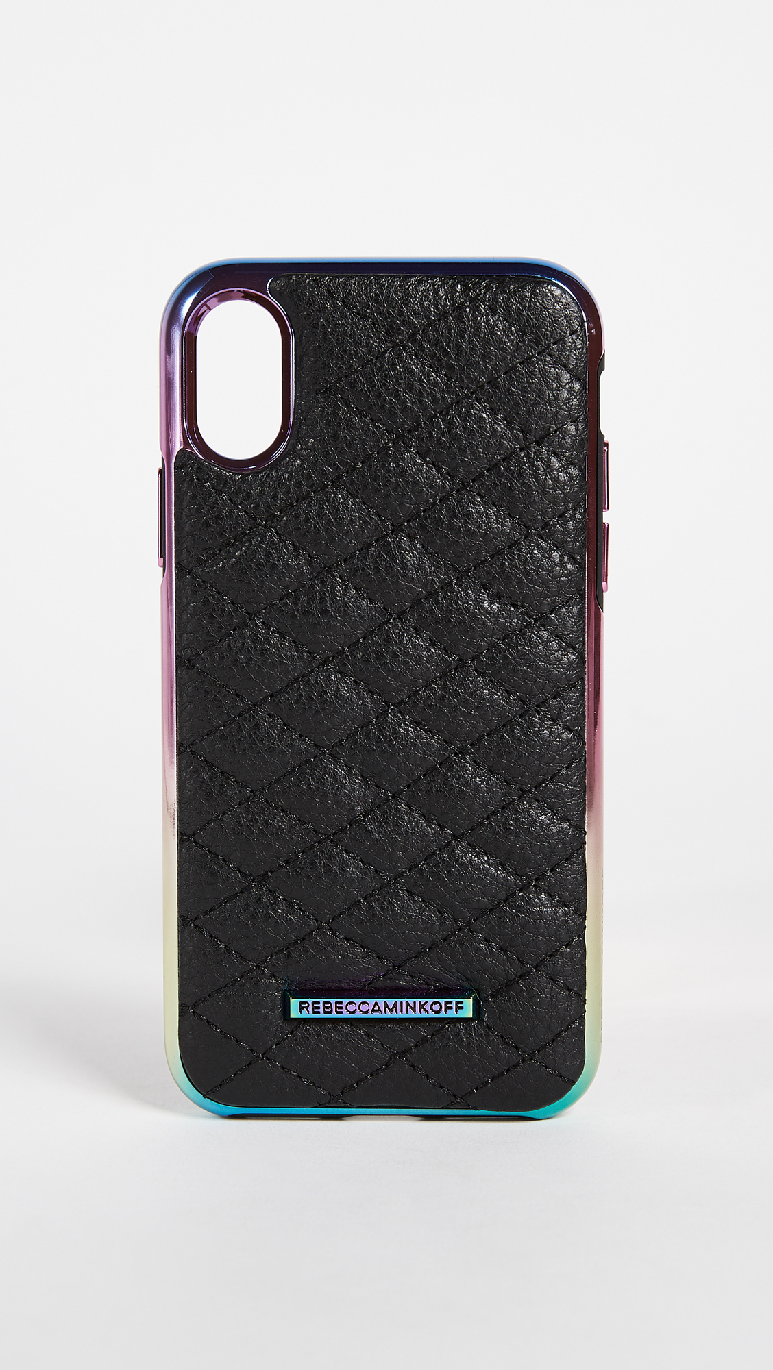 送料・関税込 Quilted Love Oil Slick iPhone X Ca スマホケース