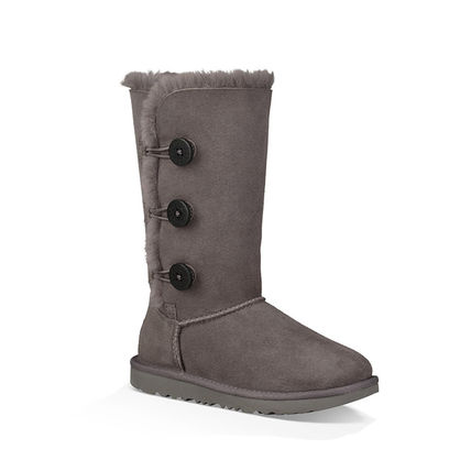 UGG キッズブーツ ★追跡付【UGG】BAILEY BUTTON TRIPLET II(5)