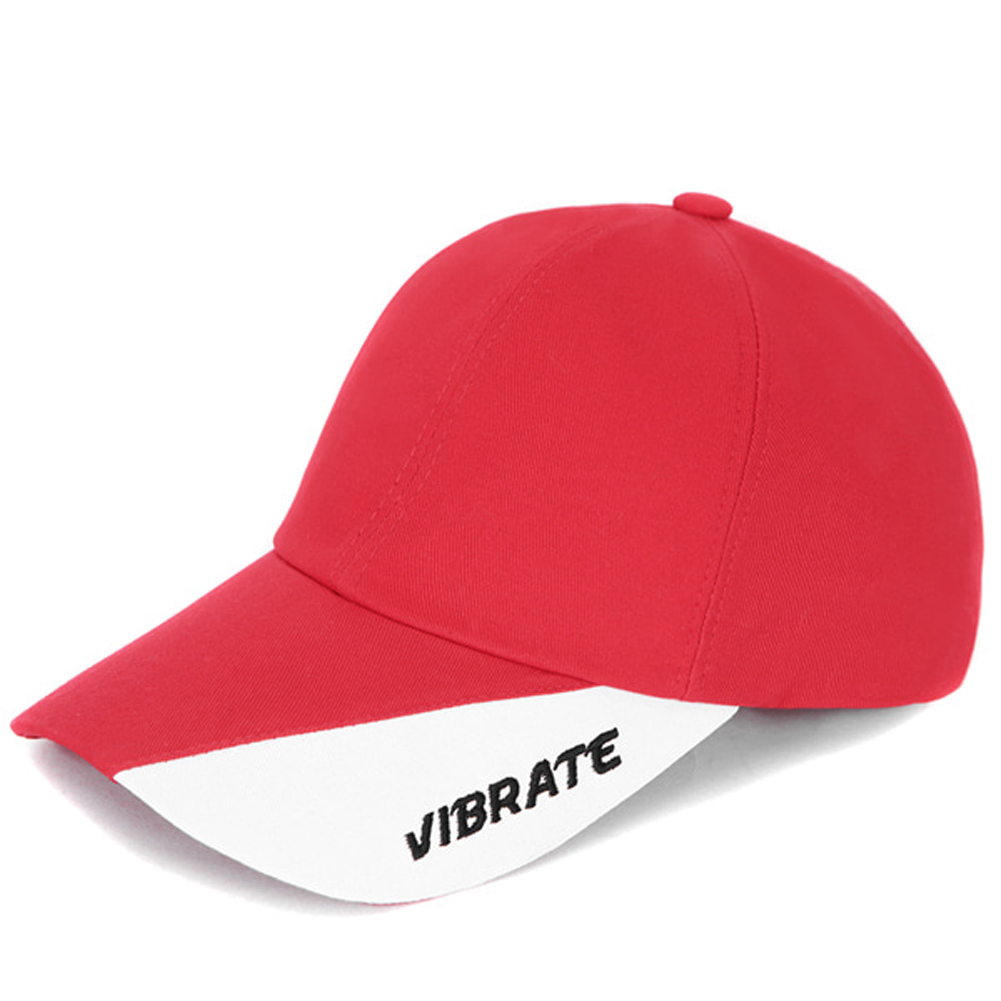 韓国の人気★VIBRATE-TWO TONE BALL CAP 4色
