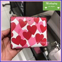 【kate spade】1月発表★可愛いHeart Party♡ミニ財布★