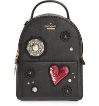 kate spade☆ finer things merry convertible leather backpack