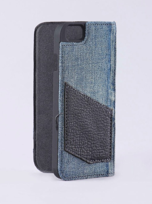 COSMO IPHONE 6 BOOKLET - BLUE JEANS  /  FW2017