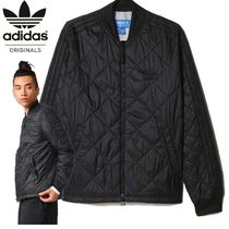 ADIDAS Quilted Superstar Jacket  キルトブルゾン MA-1