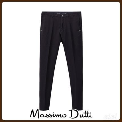 MassimoDutti♪SLIM FIT CHINOS