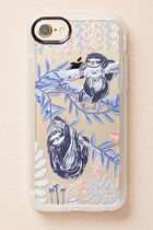 【Anthropologie】新作!Casetify Sloths iPhone 6/6s/7/8ケース