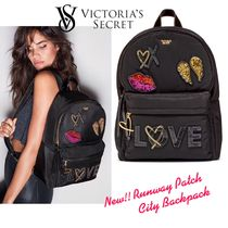 VS ★ COOL!! Runway Patch City Backpack ★ バックパック