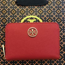 Tory Burch コインケース★Robinson Zip Coin Case★レッド