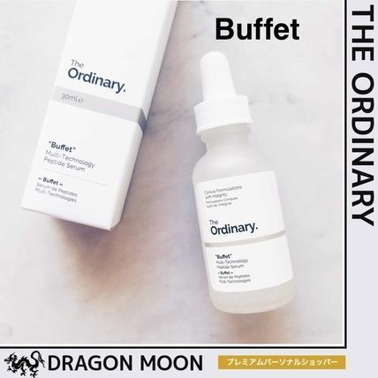 The Ordinary 美容液・クリーム The Ordinary☆Buffet -アンチエイジング美容液