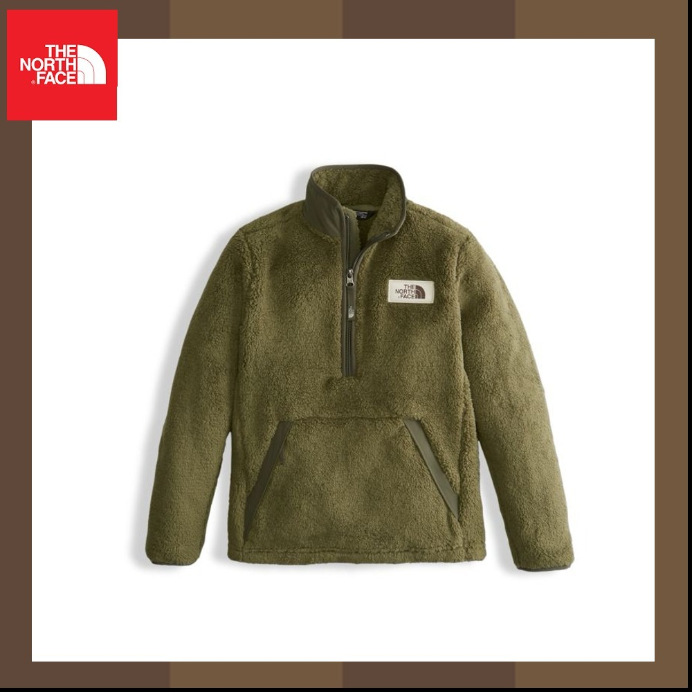 【THE NORTH FACE】大人もOK♪ボーイズCAMPSHIRE PULLOVER