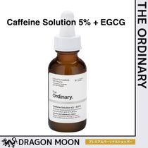 The Ordinary☆Caffeine Solution 5% + EGCG 目元のクマを解消