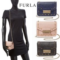 お早めに!セール FURLA フルラ Julia Mini Stud Crossbody