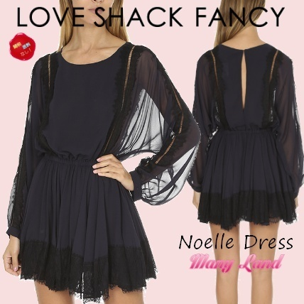 関税送料込★Love Shack Fancy★Noelle Dress