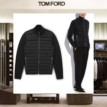 【18SS NEW】 TOM FORD_men /QUILTED DOWN PANELSジャケット