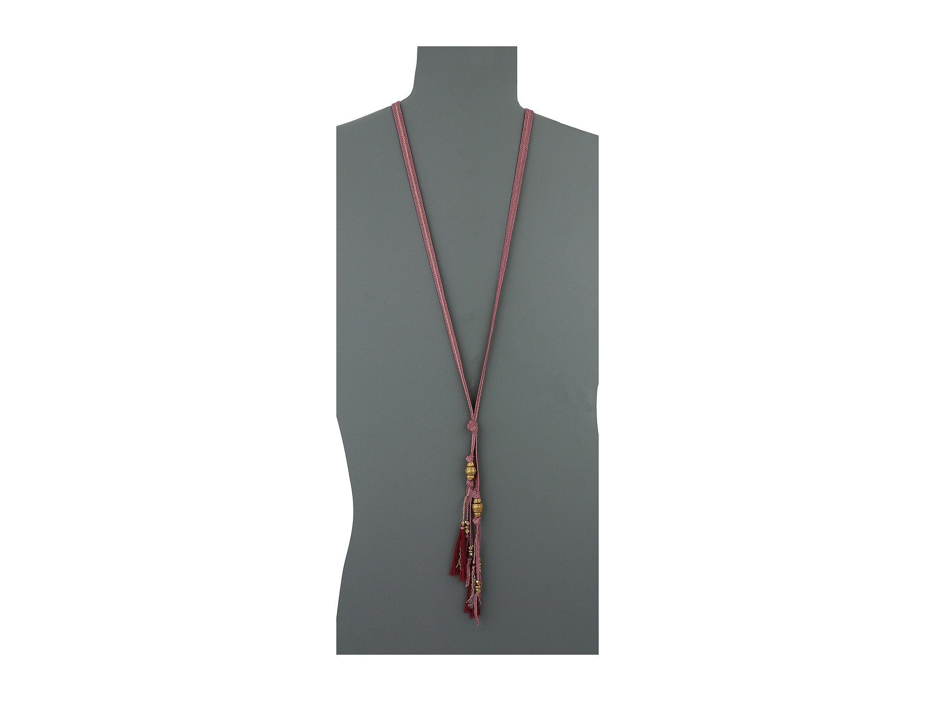 Chan Luu★Ribbon Necklace▽送料関税込