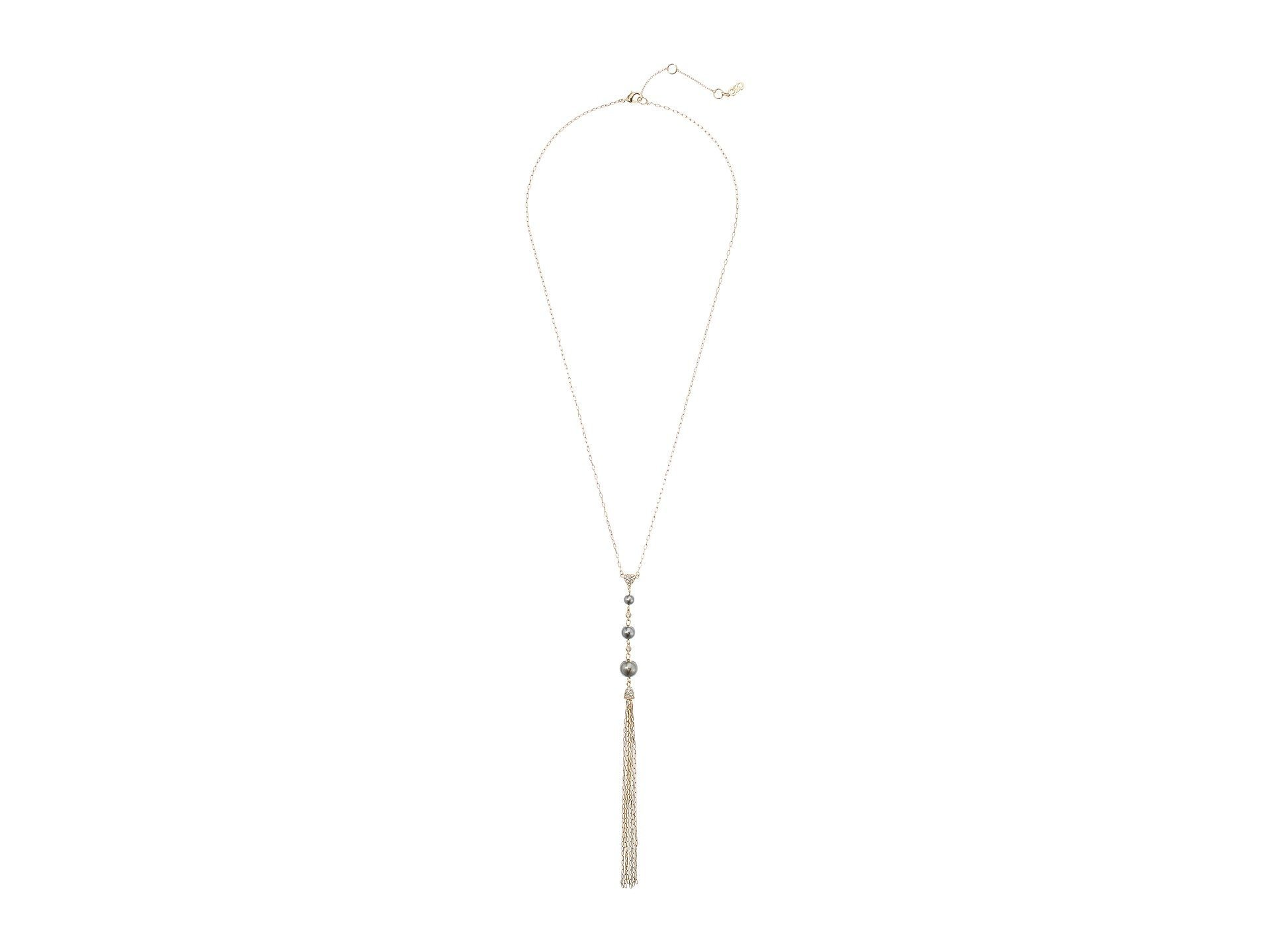 "Cole Haan★24"" Tassel Necklace▽送料関税込"