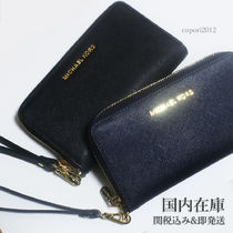 【国内在庫即発】Michael Kors Travel Continental 長財布