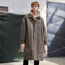 ACOVER(オコボ) コートその他 [ACOVER(オコボ) ] HIDDEN BUTTON MAC COAT