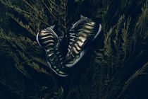 "★UNISEX★[NIKE]WMNS AIR FOAMPOSITE ONE ""DARK STUCCO"""