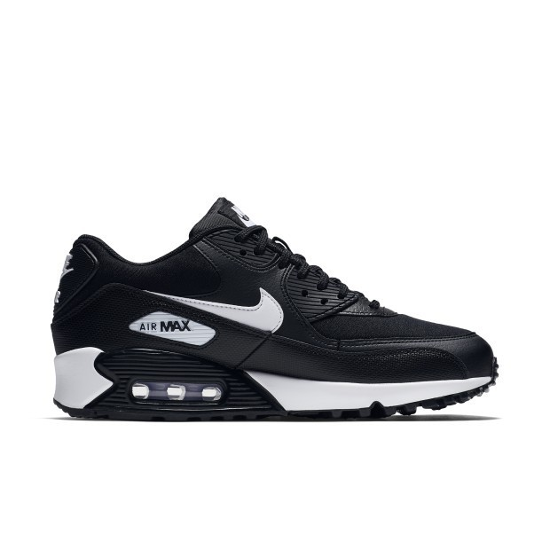 "★UNISEX★[NIKE]WMNS AIR MAX 90 ""BLACK/WHITE"""