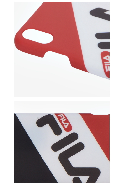 FILA Linear Cell Phone Case フィラリニアスマホケース iphone