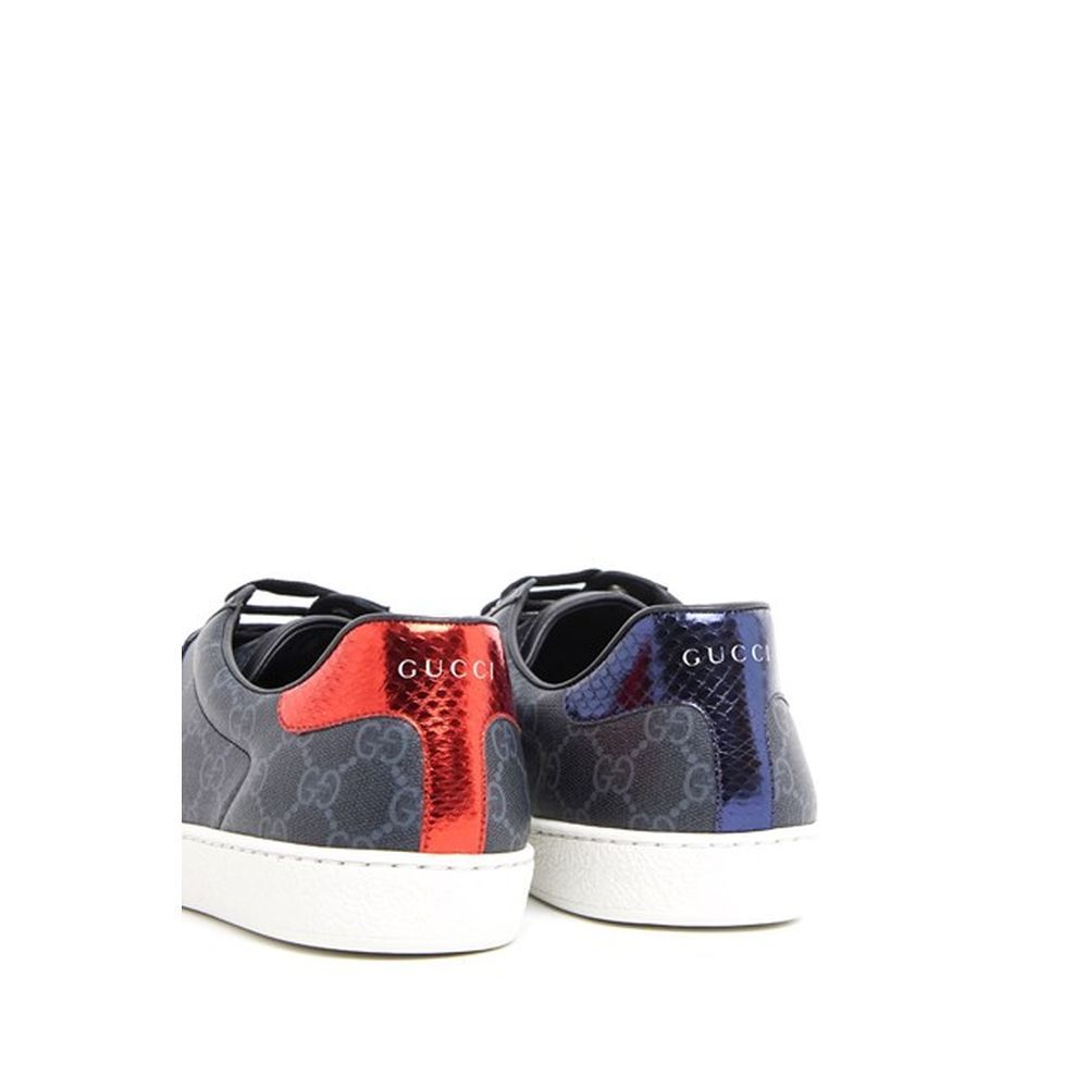 国内発送・関税込GUCCI  'NEW ACE GG' SNEAKERS