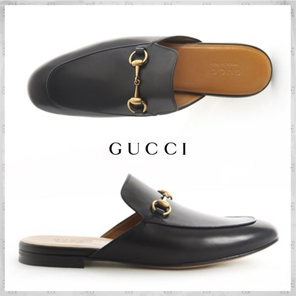 国内発送・関税込GUCCI  PRINCETOWN SLIPPERS