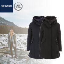 WOOLRICH◆2WAY W'S ロング ミリタリー エスキモー パーカー