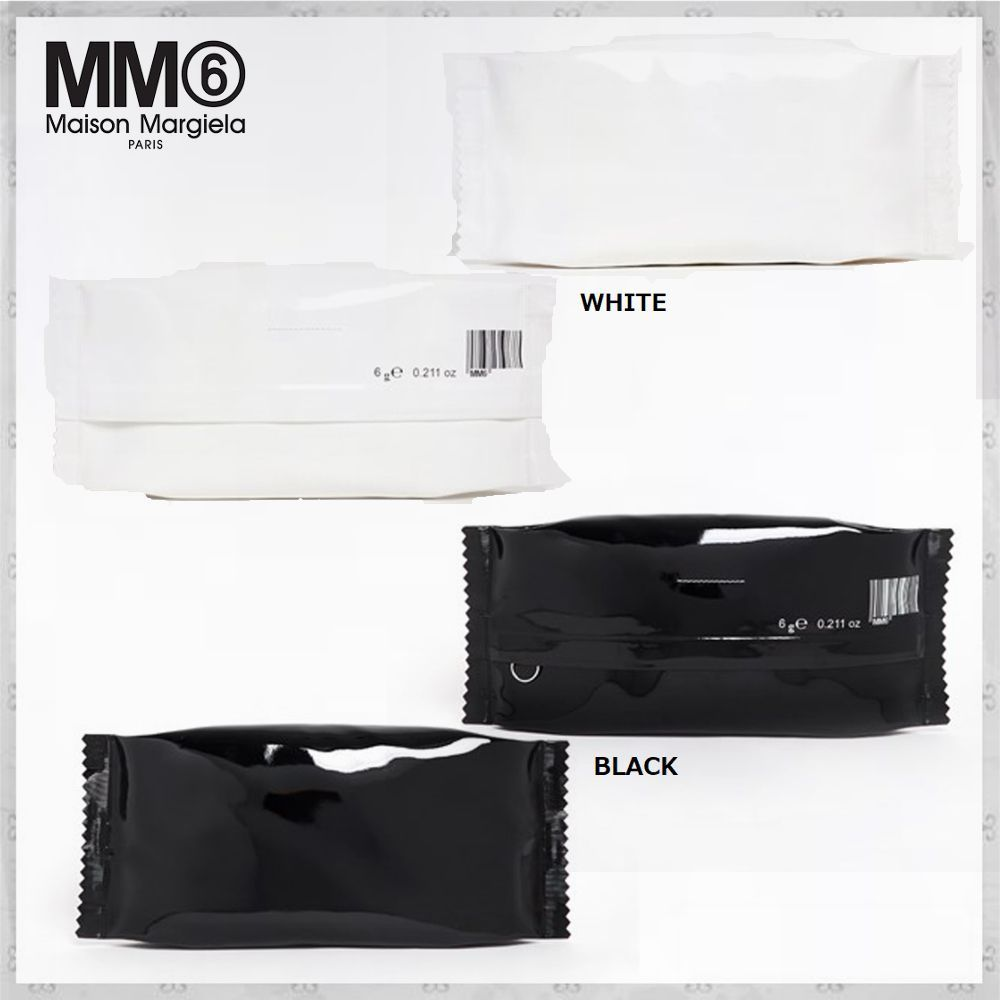 国内発送・関税込MM6 Maison Margiela  CLUTCH BAG 2カラー♪
