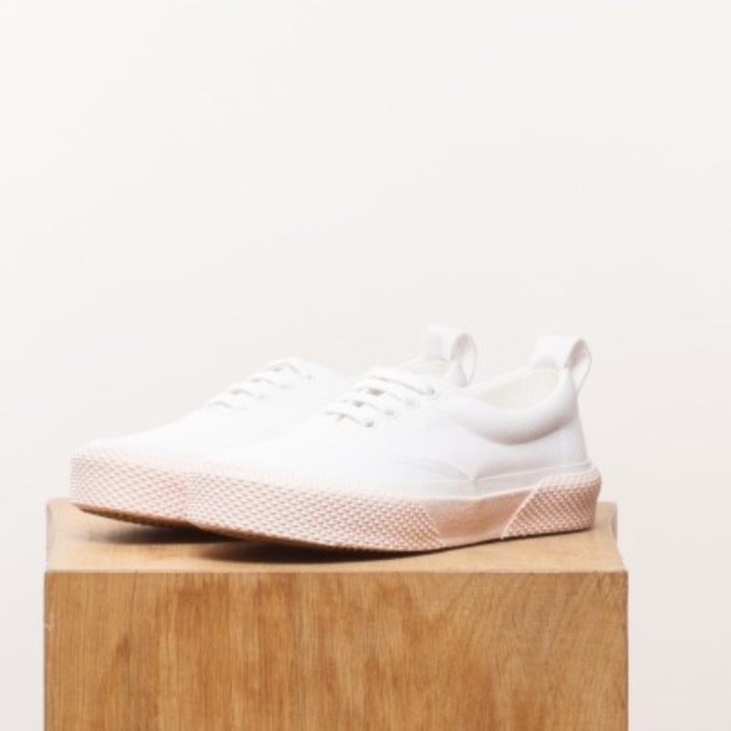 ★CELINE《セリーヌ》LIGHT PINK AND WHITE SNEAKER 送料込み★