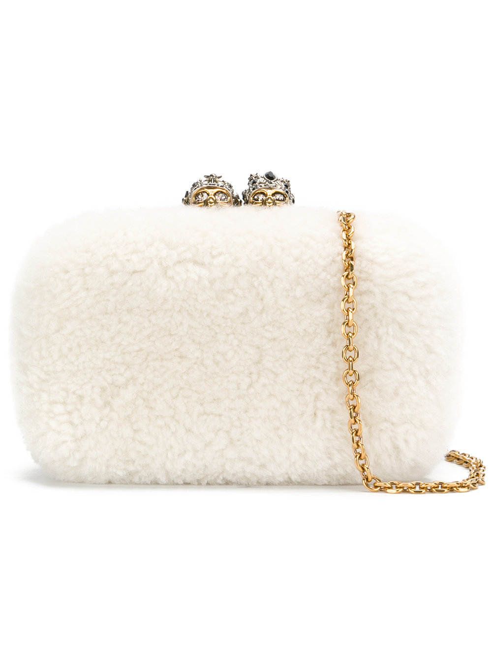 【関税送料込】alexander mcqueen King and Queen バッグ