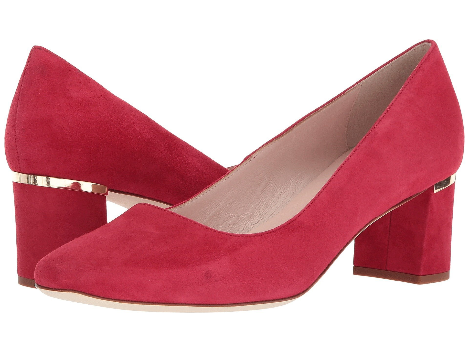 Kate Spade New York ★パンプス★Charm Red Suede★送料無料