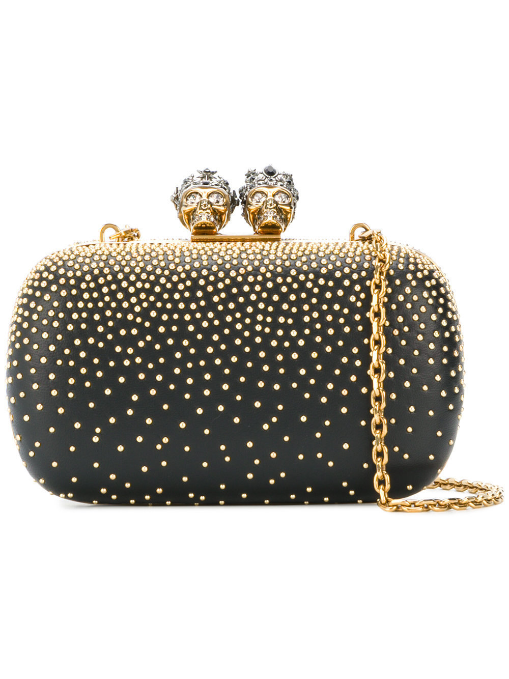 【関税送料込】alexander mcqueen Queen and King バッグ