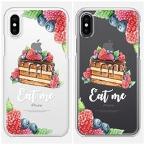 【Casetify】 ★ iPhone ケース ★チョコレートケーキ