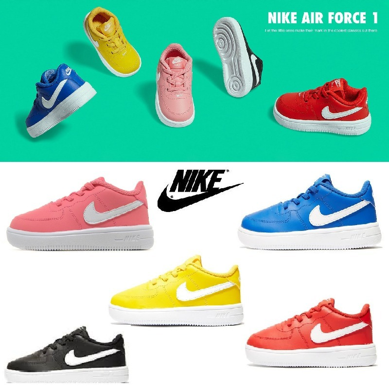 Nike Air Force 1 Infant エアフォース 1 キッズ 8~16㎝ 送関込