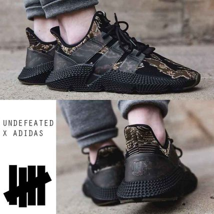 outlet store 1426a e19bf UNDEFEATED X ADIDAS PROPHERE UNDFTD アンディフィーテッド