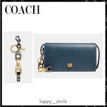 §Coach§ 国内発送 チェーンリンクのバッグチャーム