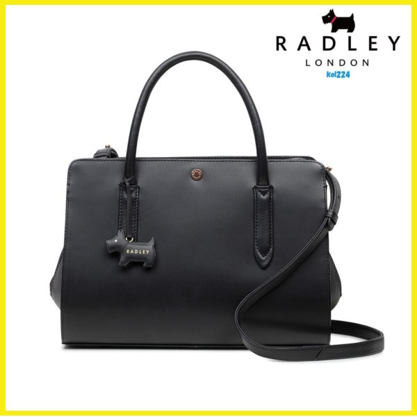 【ラドリー】RADLEY LIVERPOOL STREET MEDIUM ZIPTOP GRABバッグ