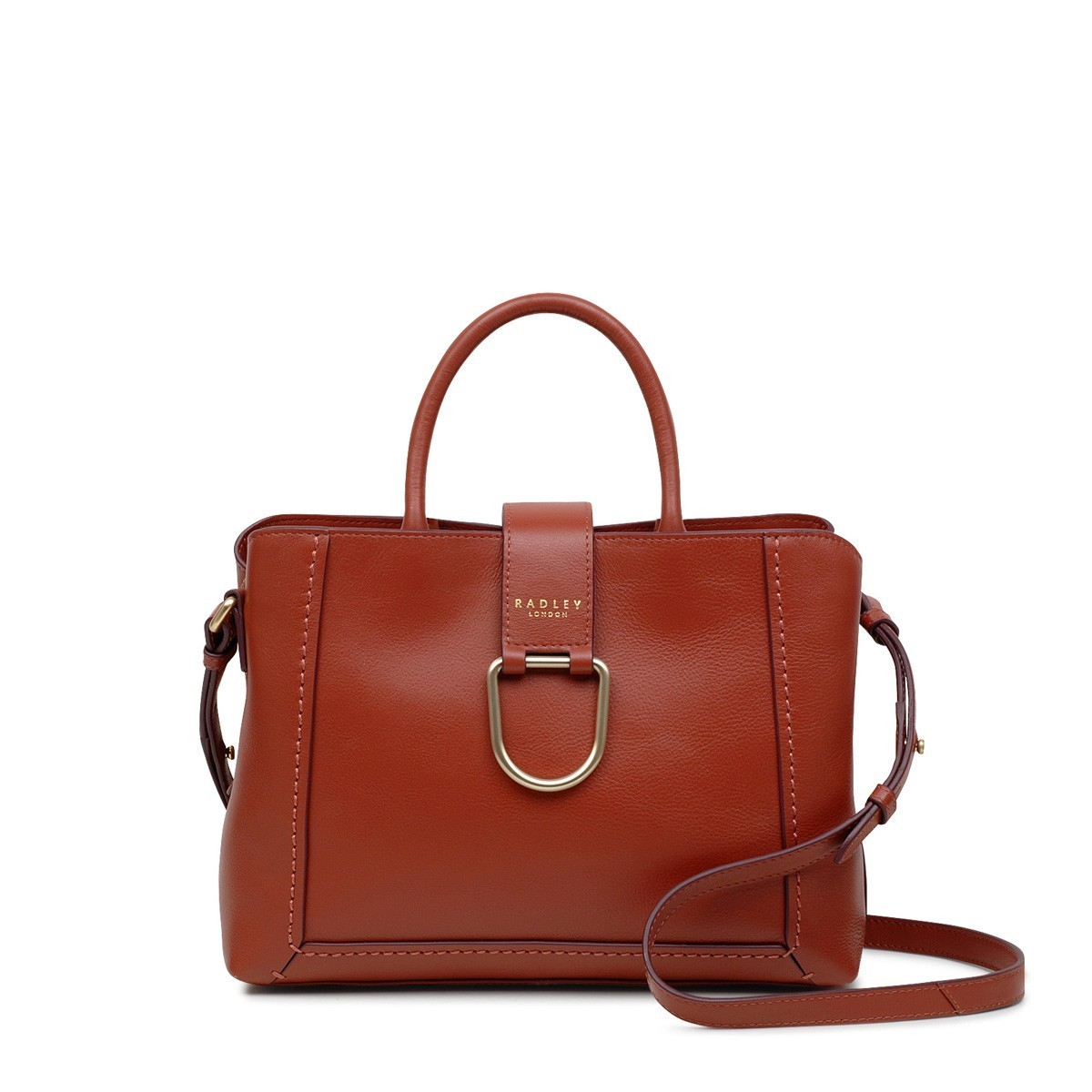 【ラドリー】RADLEY PRIMROSE HILL MEDIUM バッグ Paprika