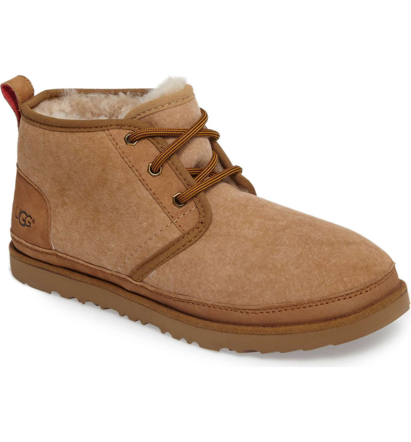 Neumel Boot with Genuine Shearling UGG