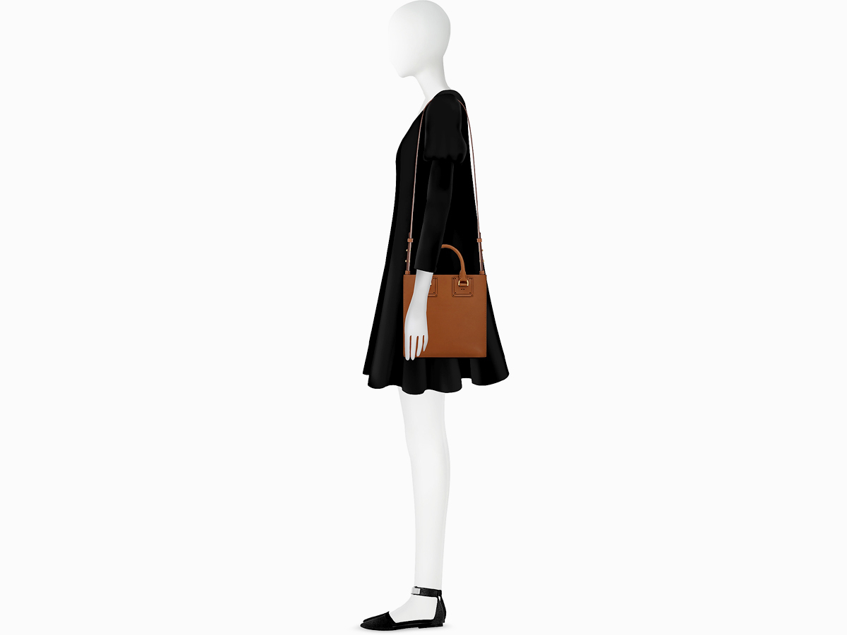 SOPHIE HULME  18SS Albion スクエアートートバック