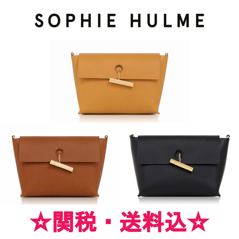 SOPHIE HULME  18SS The Pinch クロスボディバック