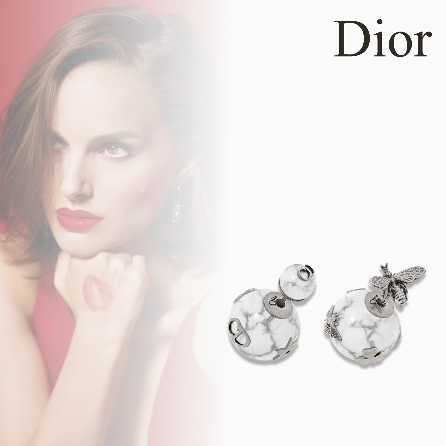 2018 Cruise★Christian Dior★Dior Tribales ピアス