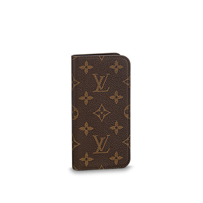 2018SS ★Louis Vuitton★ IPHONE X モノグラム ケース 2色