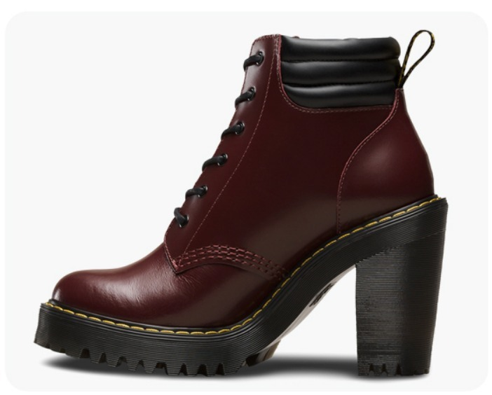 Dr Martens Persephone Heeled Ankle Boot SHIRAZ 16735601