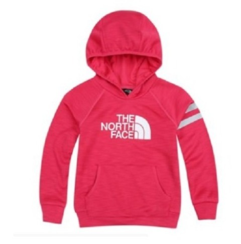 [THE NORTH FACE ] ★ K 'S TECH ALL DAY PULLOVER HOODIE ☆