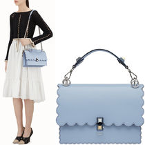 FE1849 KAN I BAG WITH WAVY DETAIL